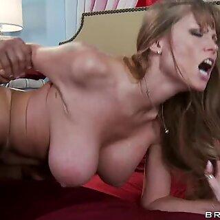 Darla Crane teases a cock harder she wants a hot explosion of fresh cum