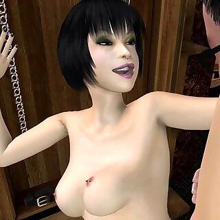 I Said Bad Hentai Selection Rights (Porn Game 3D HMV)