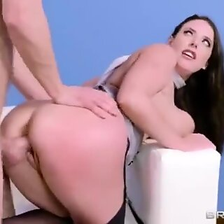 Brazzers - Angela White - huge cupcakes at Work ! tear up with his boss