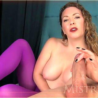 mistress T muddy chat Handjob