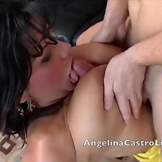 Busty Angelina Castro Fucking for better deal!