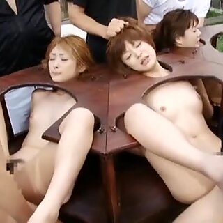 Playgirl captivates stud with her schlong riding