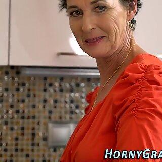 Granny whore gets fucked