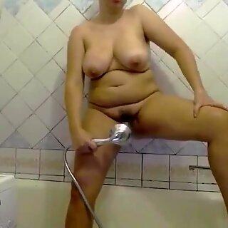 Masturbate in the Shower - Intensive Orgasm
