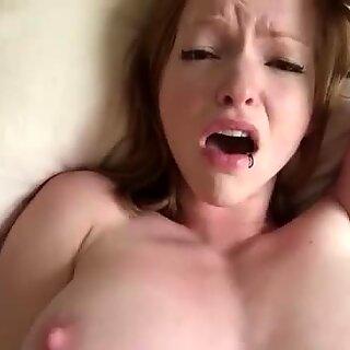 Agony orgasm