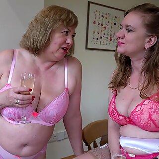 AgedLovE Mature Ladies Enjoying Hradcore Fucking