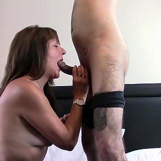 AgedLovE Mature Seduced and Fucked Hardcore