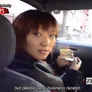 Extreme Japanese public nudity shopping spree
