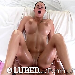 well-lubed - Peta Jensens ideal raw body fucked with facial