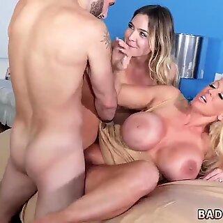 Big tits redhead milf ass Stepmoms Little Helper - Alura Jenson