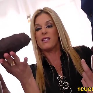Cougar India Summer months Screws Large Dark Prick - Cuckold Times