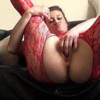 Facefucked mature Britt slut analy wrecked
