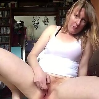 Cucumber in my pussy