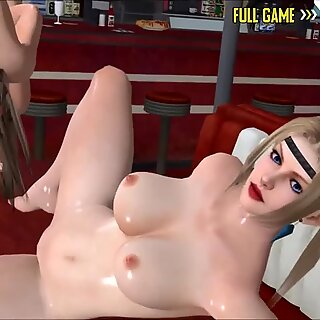 Porn Game 3D - Deep and passionate anal