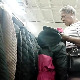 Old Thick Grandma