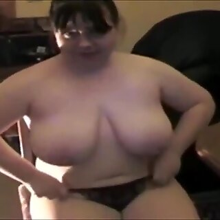 CHAIR LEG IN PUSSY!!! - AMATEUR WIFE